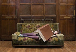 Some days you read-Some you nap