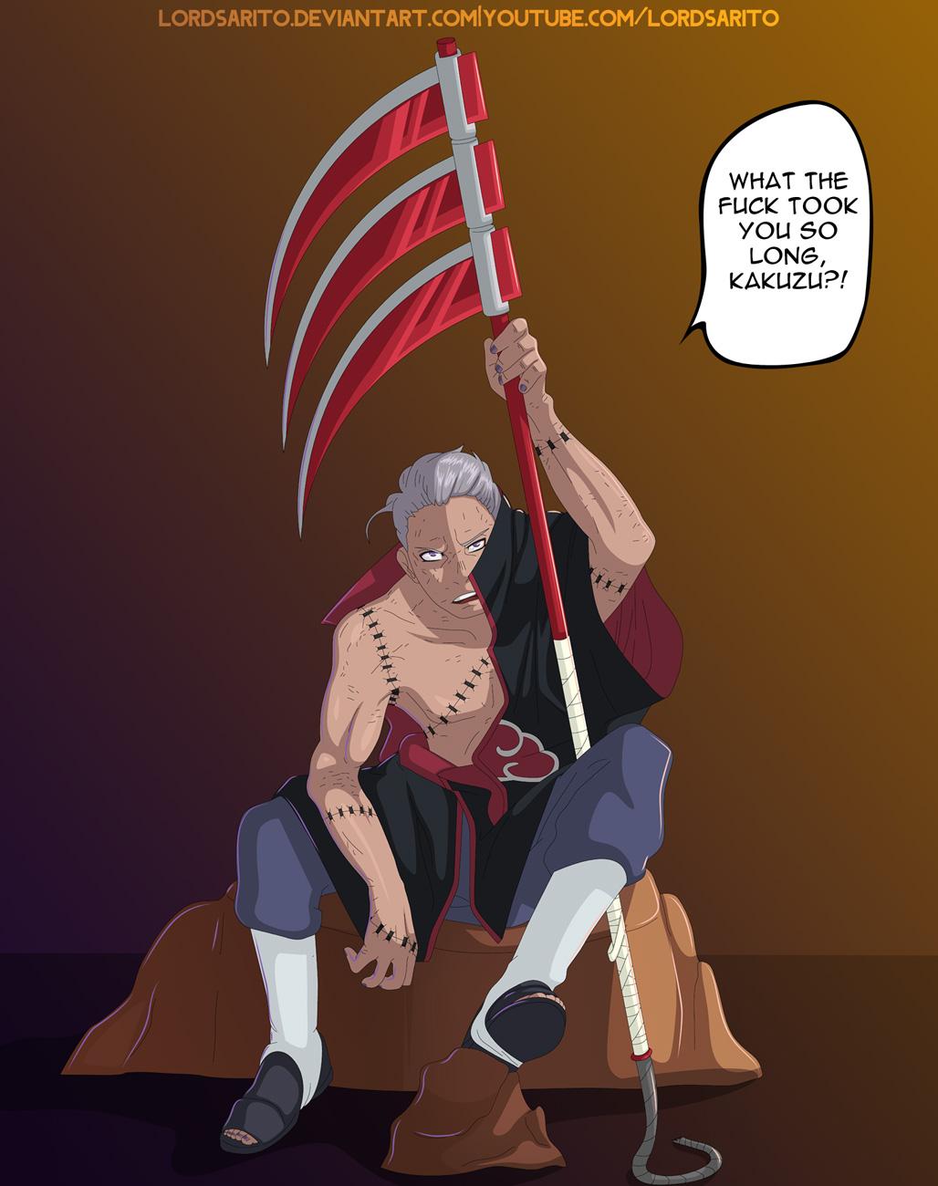 Naruto - Chapter 593 - Pic 22