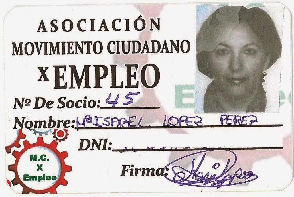 Mª ISABEL LOPEZ PEREZ