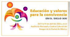 ENCUENTRO: EDUCACIÓN VALORES PARA LA CONVIVENCIA