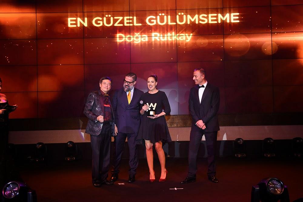 Watsons En Güzel Gülümseme Ödülü