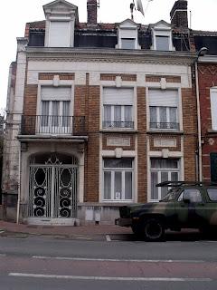 Lille l 39 art nouveau et l 39 art d co lille pellevoisin rue du faubourg de roubaix - Maison du jardin roubaix nimes ...
