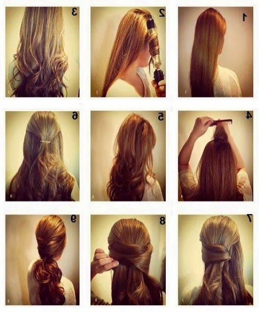 Easy Hairstyles Pictures