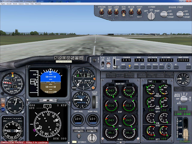 Microsoft Flight Simulator 2004 A Century of Flight Download. База отдыха