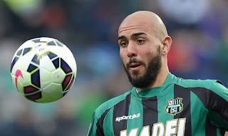 Arsenal receive boost for Simone Zaza