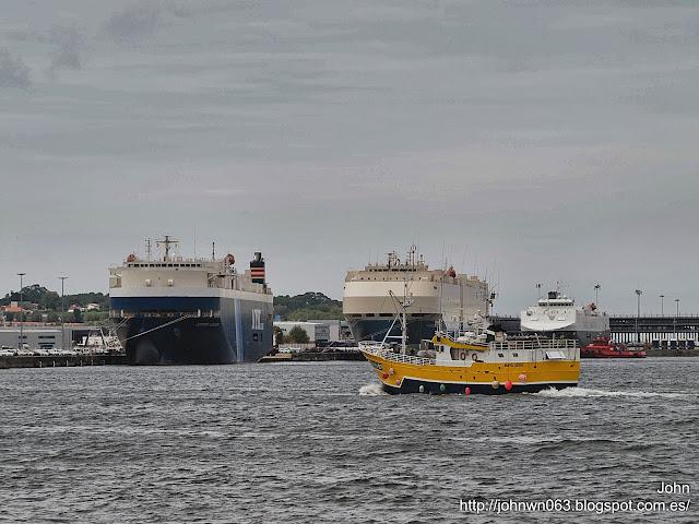 fotos de barcos, imagenes de barcos, nuevo cedes, palangrero, la guardia, vigo