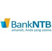 Logo PT Bank NTB