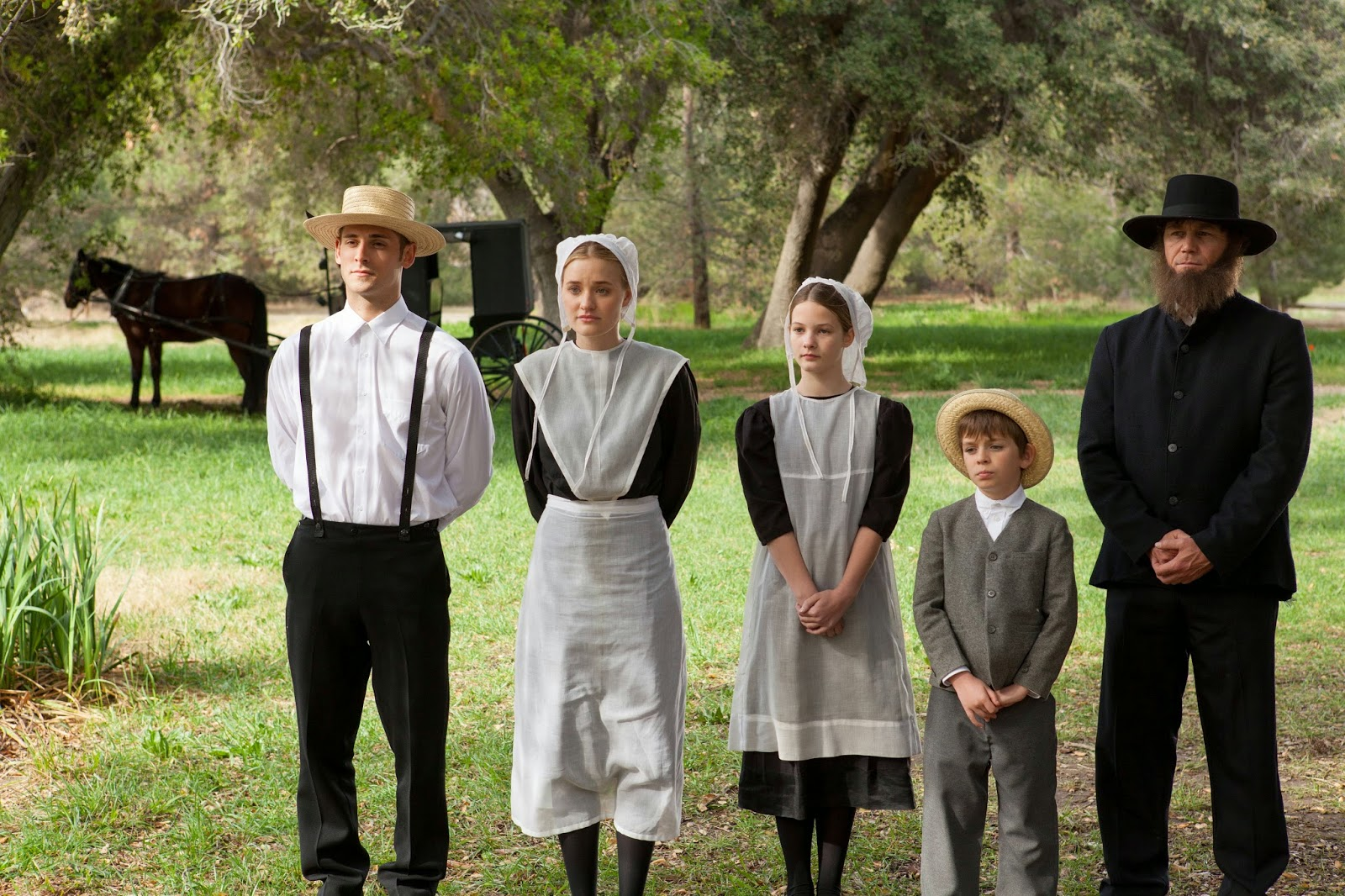 Movie Review Lifetimes Expecting Amish Is A Ridiculously Lame Love Story