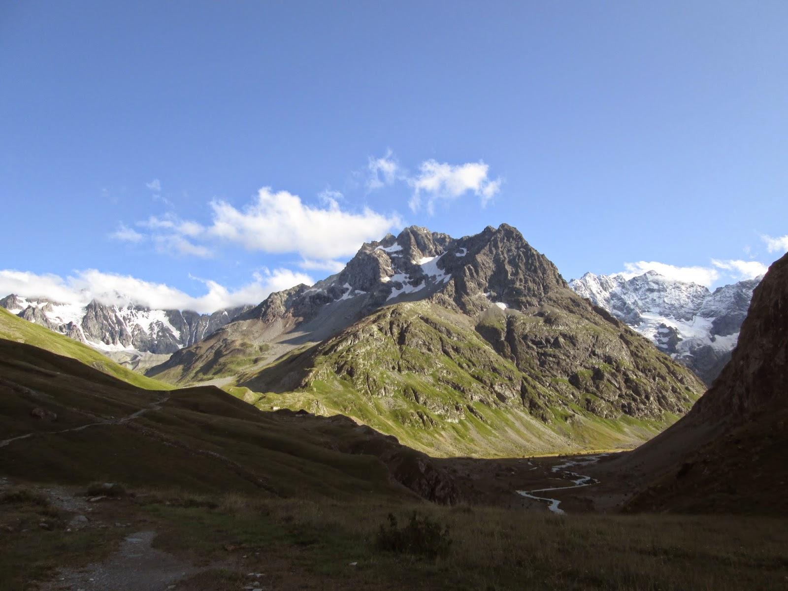 Ecrins National Park, France, Alps