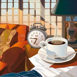 CAFÉ (Miles Hyman)
