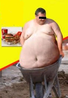 kolestrol makanan fast food