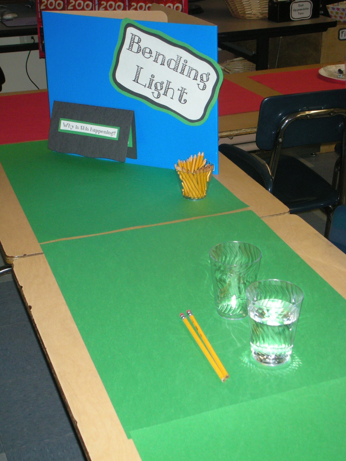 Light Refraction Fun INDEPENDENT Experiments