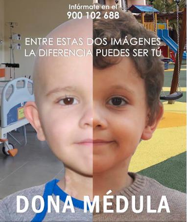 campaña dona médula