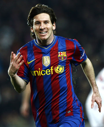 Messi Pics on Messi Pictures 8 Messi And Barca Pictures