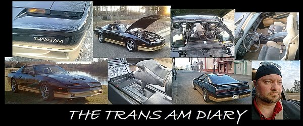The Trans Am Diary
