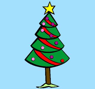 desenho para colorir natalino
