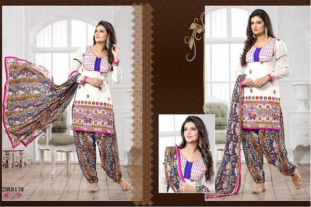 Online Shopping For Punjabi Dress Material