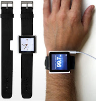 iPod Nano with Watch Strap
