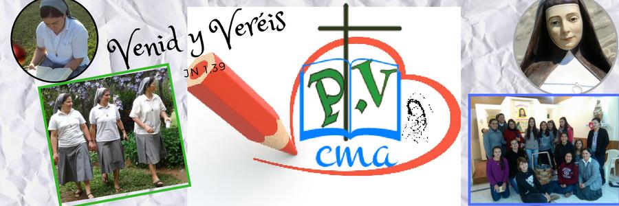 Pastoral vocacional Hermanas misioneras E. del Inmaculado Corazón de María