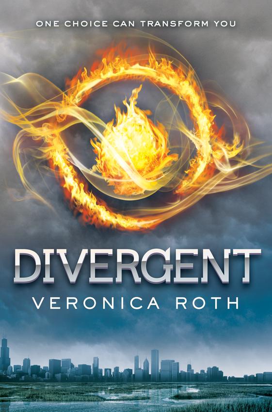 DIVERGENTE...Saga 1º libro Divergent+by+Veronica+Roth
