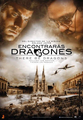 Secretos de pasión (Encontraras Dragones)(There Be Dragons)(2011)