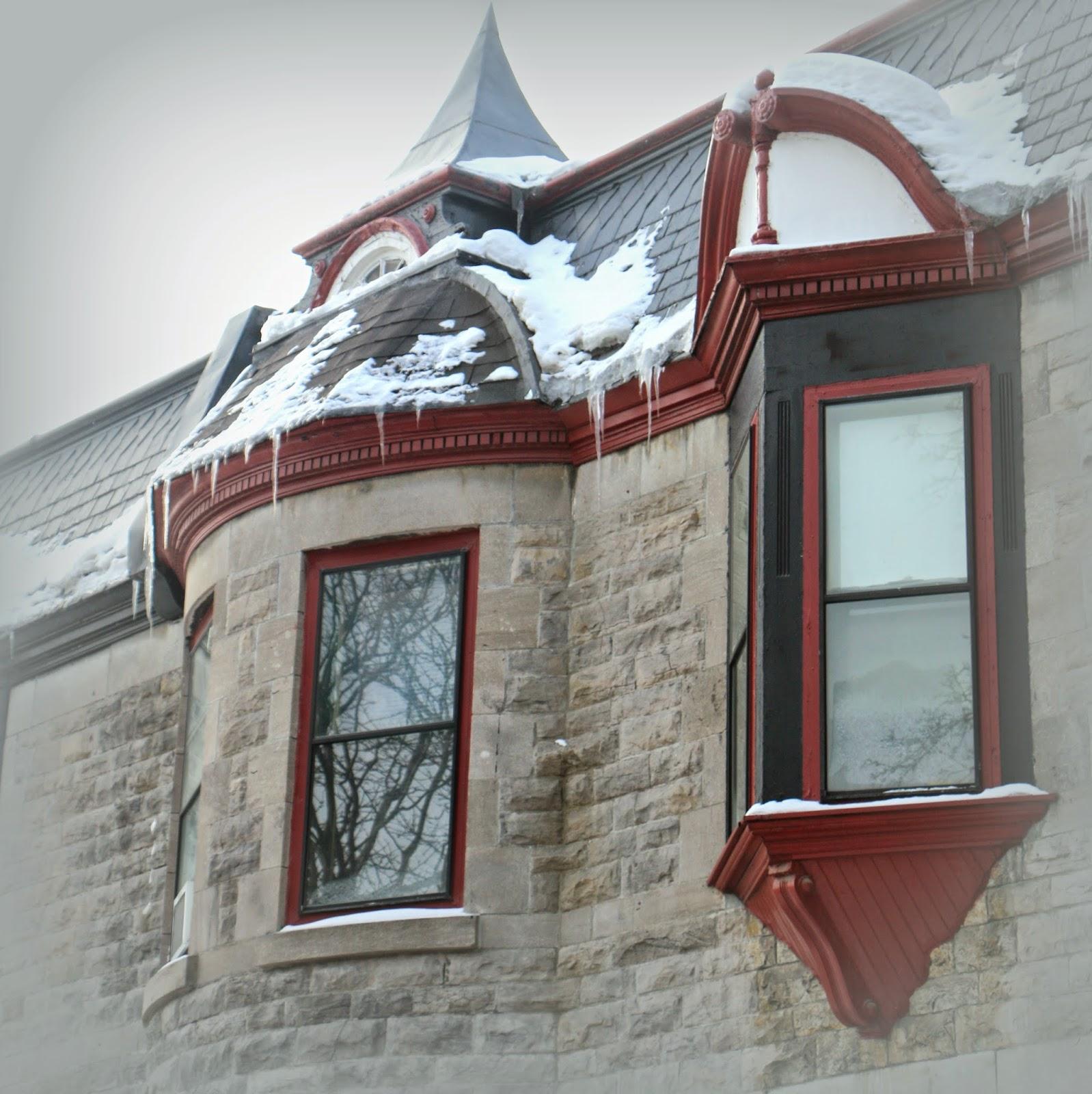 Collection d'hiver- Les Toits-1 Westmount, Montréal, Québec, Canada Photo: Shahrzad Ghaffari,MVM, 18 FEV.2015