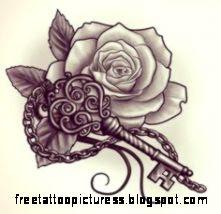 Tattoos on Pinterest  Rose Tattoos Tat and Tattoo