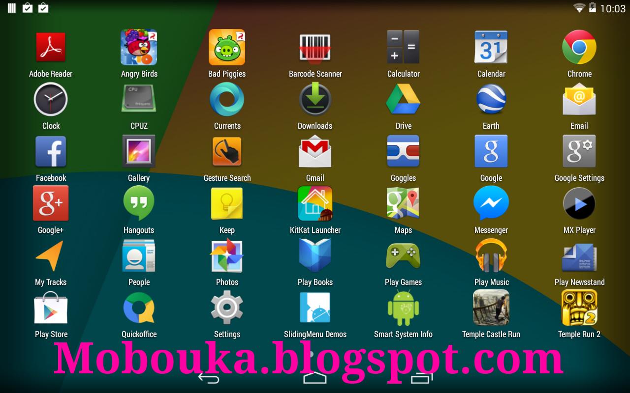 Game Java Di Android Kitkat