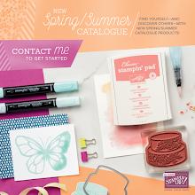 Spring/Summer Catalogue Live!
