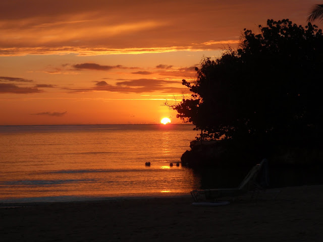 sunset negril jamaica