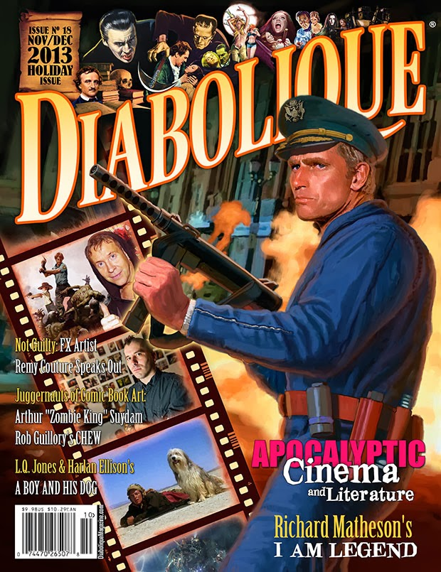 DIABOLIQUE Magazine Issue 18