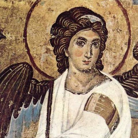 Άγιος Νήφων ~ Συνομιλία με αγγέλους