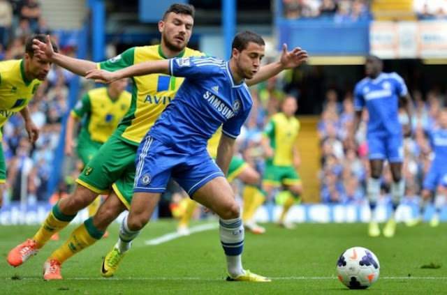 Chelsea vs Norwich City Premier League