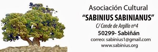 SABINIUS SABINIANUS-SABIÑÁN