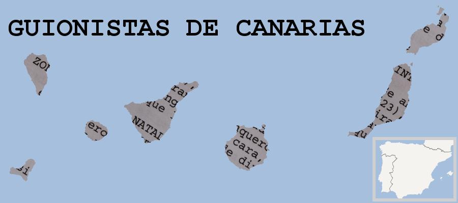 Guionistas de Canarias