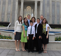 At the Houston Temple