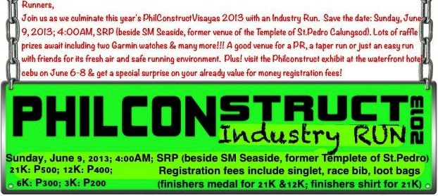 Cebu_Philconstruct_Industry_Run