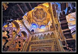Cúpula de la Mezquita de Córdoba