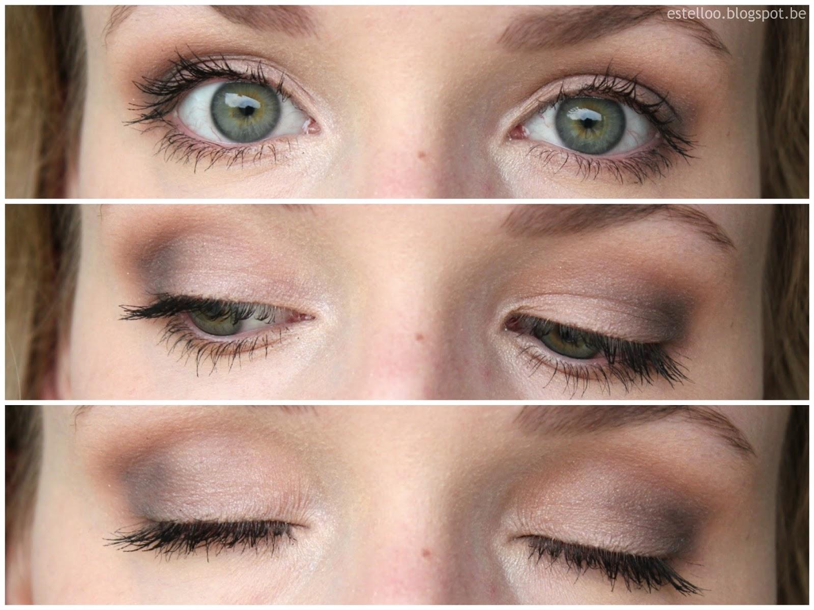 Fabuleux Du mat sur les yeux (léger smoky) et du M.A.C sur les lèvres  QT53