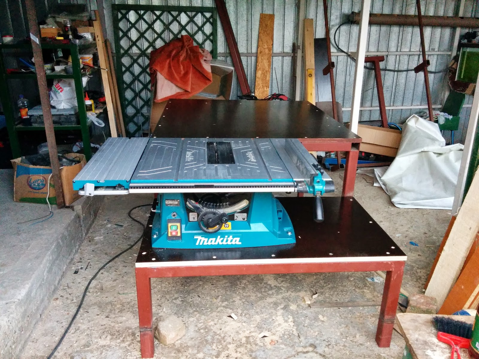 Cr radial Arm Saw moreover Tablesaw moreover New Table Saw New Project Table Saw in addition View All besides Tables stands Router table accessories. on sawdust collection system for small shop