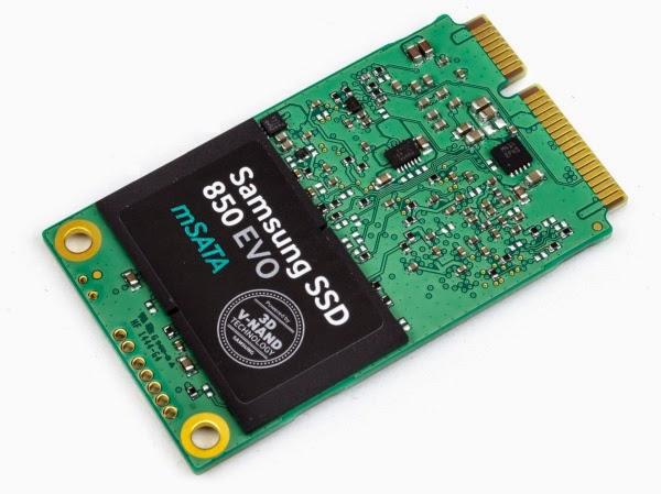 Samsung 850 EVO mSATA 500GB
