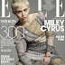 MILEY CYRUS COVERS 'ELLE' MAGAZINE WOMEN IN MUSIC ISSUE