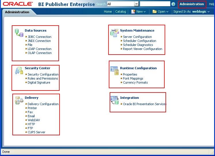 OBIEE TRAINING: BI Publisher 11g - Part1 - Creating Data Source