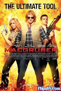 Đặc Vụ Macgruber - Macgruber