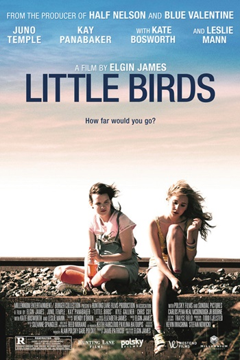 Little Birds (2011) DVDRip Latino