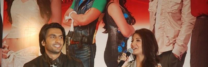 Ranveer Singh With Anushka Sharma HD Unseen Rare Pics