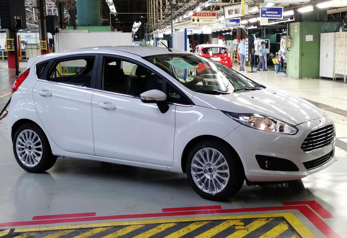 New+Ford+Fiesta+2014 Ford New Fiesta 2014 feito no Brasil