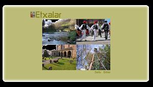 Etxalarko web orria