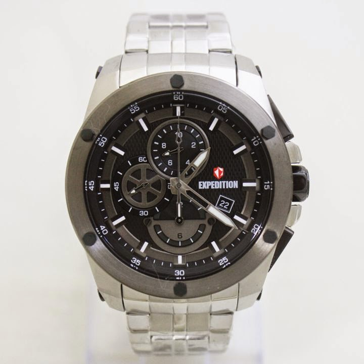 EXPEDITION E6643M Silver Grey 47mm 5 Atm
