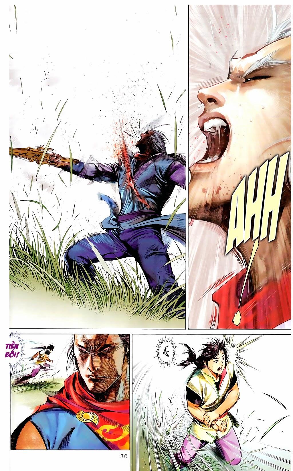 Phong Vân Chap 665 - Trang 29